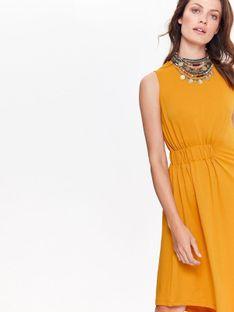 Sukienka damska, długa, o luźnym kroju