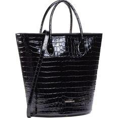 Shopper bag Coccinelle na ramię