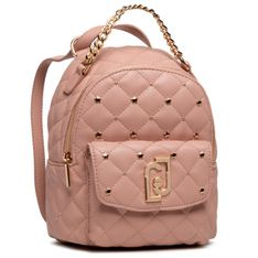 Plecak LIU JO - Xs Backpack AA1343 E0041 Cameo Rose 41310