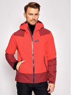 Millet Kurtka narciarska Roldal MIV8935 Czerwony Regular Fit