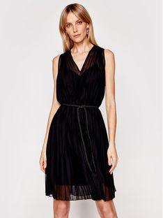 Marella Sukienka koktajlowa Nilly 36210712 Czarny Regular Fit