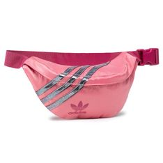 Saszetka nerka adidas - Waistbag Nylon GN2114 Hazros/Wilpnk