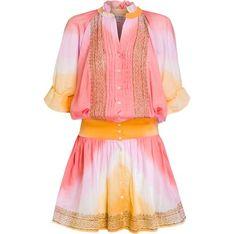 Sukienka Juliet Dunn mini bawełniana