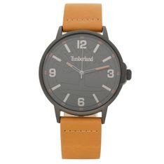 Zegarek TIMBERLAND - Glencove 16011JYB/02 Brown/Black