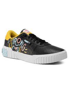 Puma Sneakersy Cali Superbold Jr 374270 02 Czarny