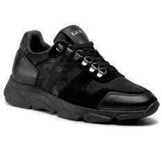 Sneakersy GOE - FF1N3095 Black Moro