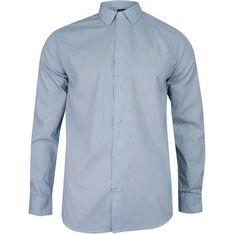 Koszula męska Just yuppi bez wzorów