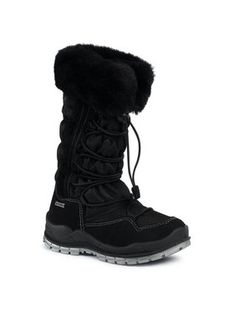 Primigi Śniegowce GORE-TEX 6399800 M Czarny