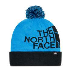 Czapka THE NORTH FACE - Ski Tuke NF0A4SIEME91 Clear Lake Blue/Tnf Black