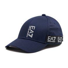 Czapka z daszkiem EA7 EMPORIO ARMANI - 274803 1P107 00035 Blue