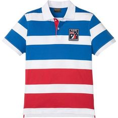 T-shirt męski Bonprix w paski