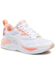 Puma Sneakersy X-Ray Lite 374122 14 Biały