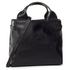 Torebka CLARKS - The Ella Lge 261503510 Black Leather