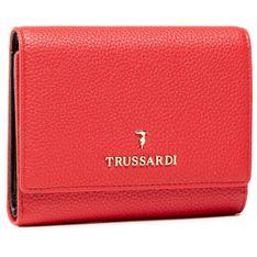 Duży Portfel Damski TRUSSARDI - Pre Lily Trifold 75W00280 R153