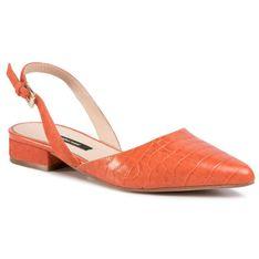 Sandały GINO ROSSI - A45294-02 Dark Orange