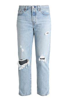 Levi's® - Jeansy Straight Leg - jasnoniebieski