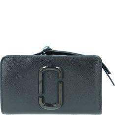 Marc Jacobs Skórzany portfel SNAPSHOT DTM SLGS