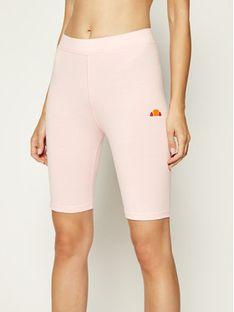 Ellesse Szorty sportowe Tour Cycle SGC07616 Różowy Slim Fit