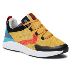 Sneakersy BIG STAR - HH174237 Orange