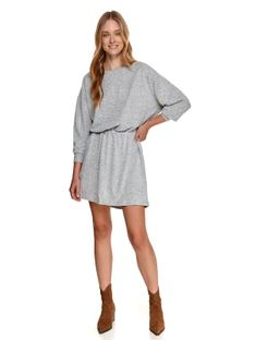 Wygodna sukienka z wiązaniem w talii