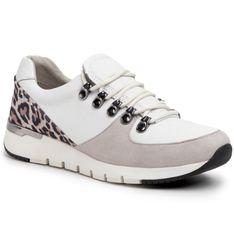 Sneakersy CAPRICE - 9-23705-24 White/Leo 194