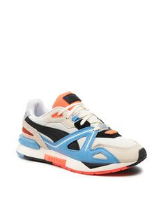 Puma Sneakersy Mirage Mox 375167 02 Beżowy