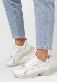 Białe Sneakersy Prisolphi