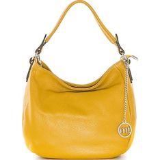 Shopper bag Mia Tomazzi ze skóry