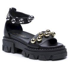 Sandały CARINII - B7226  E50-000-000-E49
