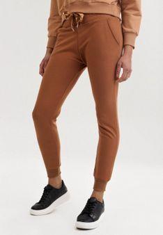 Camelowe Spodnie Driftbelle