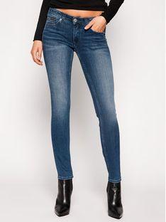 Tommy Jeans Jeansy Slim Fit Low Rise Skinny Sophie Nmst DW0DW04407 Granatowy Slim Fit