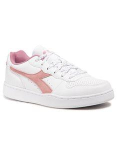 Diadora Sneakersy Playground Wn 101.176999 C9017 Biały