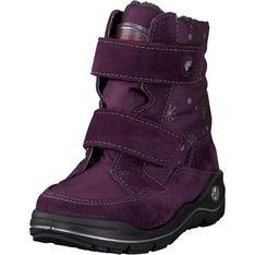 Buty zimowe dziecięce Ricosta na rzepy