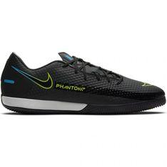 Buty piłkarskie Nike Phantom Gt Academy Ic M CK8467-090 czarne czarne