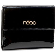 Mały Portfel Damski NOBO - NPUR-LI0021-C020 Czarny