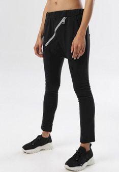 Czarne Spodnie Adrealin