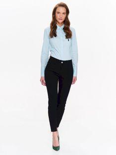 Spodnie damskie z efektem shape up