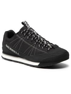 Merrell Sneakersy Catalyst Storm J2002781 Czarny