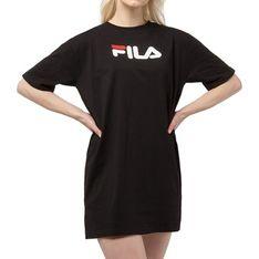 Sukienka Fila luźna mini bawełniana