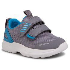 Sneakersy SUPERFIT - 6-09207-25 M Hellgrau/Blau