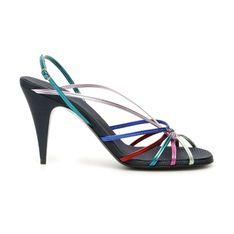 odeon multicolour sandals
