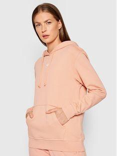 adidas Bluza adicolor Essentials H06620 Różowy Regular Fit