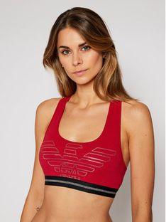 Emporio Armani Underwear Biustonosz top 164212 0A232 00173 Czerwony