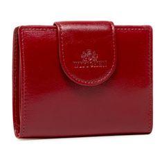 Mały Portfel Damski WITTCHEN - 21-1-362-30 Red
