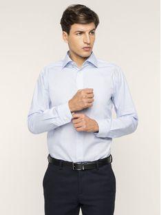 Eton Koszula 100000281 Niebieski Slim Fit