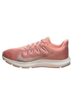 Nike Performance - Obuwie do biegania Stabilność - różowy