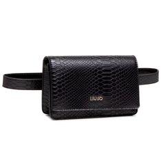 Saszetka nerka LIU JO - Belt Bag AA1180 E0018 Nero 22222