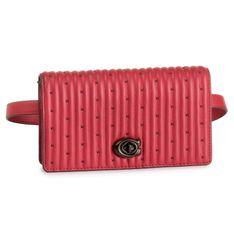 Saszetka nerka COACH - 76152 V5P1Y Red Apple