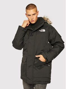 The North Face Kurtka zimowa Recycled Mcmurdo NF0A4M8GJK31 Czarny Regular Fit