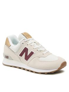 New Balance Sneakersy ML574NR2 Beżowy